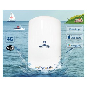 WEBBOAT 4G LITE COASTAL INTERNET SINGLE SIM