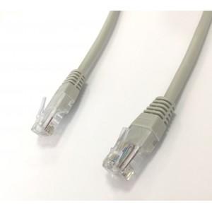 Cable ethernet RJ45 largo 2m – CAT5E.