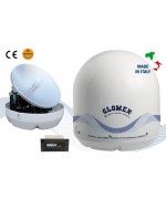 MARS 4 - Satelliten-TV-Antennen, 4 outputs, 60cm - FULL HD DVB-S2