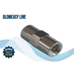 RA357 - CONNETTORE PROLUNGA - DOPPIO FME MASCHIO - Glomeasy line