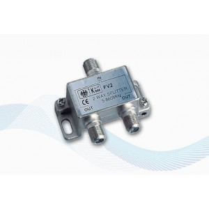 V9147 - 2 WAY SPLITTER FOR DVBT TV antennas