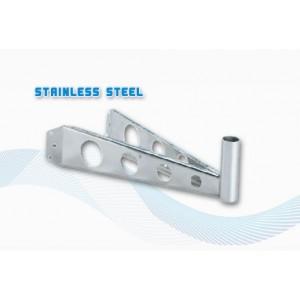 V9173TV - STAINLESS STEEL MASTHEAD MOUNT FOR TV ANTENNAS