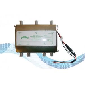 50022/10 - Amplificatore a 6 uscite per Antenna TV Terrestre