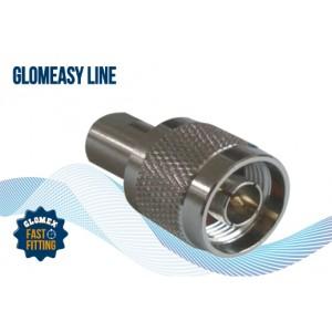 RA354 - ADAPTATEUR FME MÂLE / N MÂLE - Glomeasy line