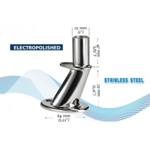 V9172 - support en acier inox pour V9112/12 et V9150/12