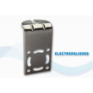 RA106BRACKINOX-L - STAINLESS STEEL L MASTHEAD BRACKET