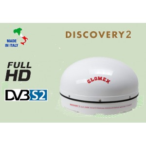 DISCOVERY 2 - Antenne TV Satellite STATIONNAIRE