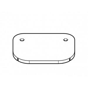 pied de montage pour satellite antenne tv piece de rechange glomex store. Black Bedroom Furniture Sets. Home Design Ideas