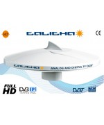 TALITHA - OMNIDIRECTIONAL DVBT TV ANTENNA, 25cm diam.