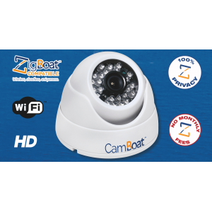 CamBoat™ Video surveillance